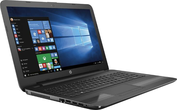HP 15-ba018wm 15.6 Laptop E2-7110 APU Quad-Core Processor, 4GB RAM, 500GB Hard Drive, Windows 10 - 199 Walmart