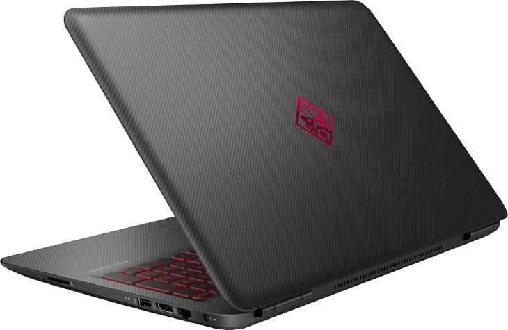 "HP Omen 15-AX033DX 15.6"" Laptop (Intel Core i7, 8GB RAM, Nvidia GeForce GTX 960M, 1TB HDD+128GB SSD, Onyx Black)"