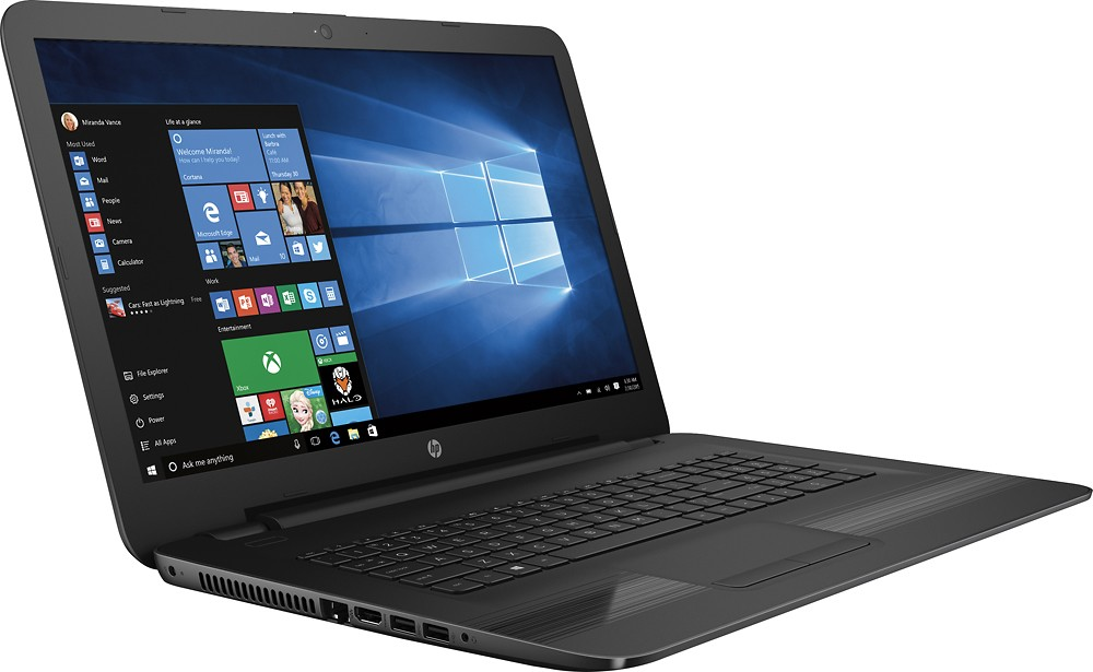 HP 17X121DX 17.3″ Laptop Intel Core i5, 4GB Memory, 1TB Hard Drive