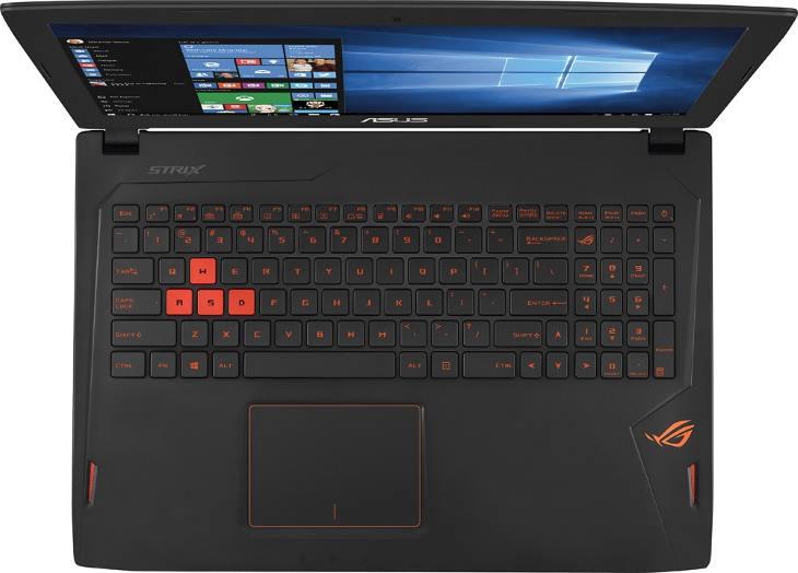 Asus ROG GL502VT-BSI7N27 15.6 Laptop (Intel Core i7, 12GB RAM, 1TB HDD, Black) 2
