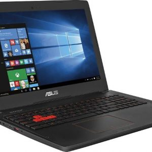 Asus ROG GL502VT-BSI7N27 15.6 Laptop (Intel Core i7, 12GB RAM, 1TB HDD, Black)