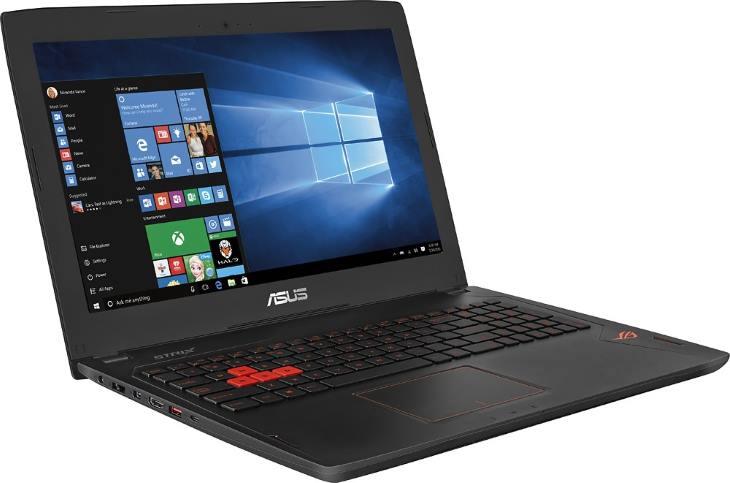 Asus ROG GL502VT-BSI7N27 15.6 Laptop (Intel Core i7, 12GB RAM, 1TB HDD, Black)