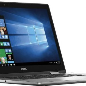 Dell Inspiron I7579-0028GRY 2-in-1 15.6 Touch-Screen Laptop (Intel Core i5, 8GB RAM, 256GB SSD, Gray)