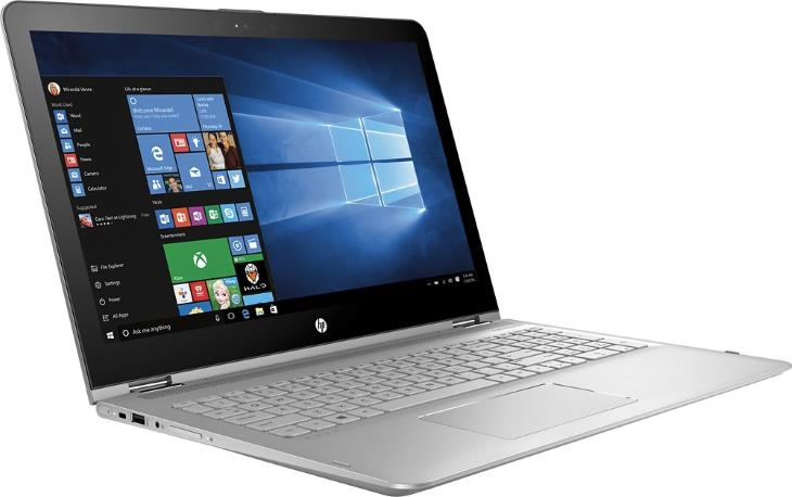 HP Envy x360 m6-aq103dx 2-in-1 15.6 Touch-Screen Laptop (Intel Core i5, 12GB RAM, 1TB Hard Drive, Silver)