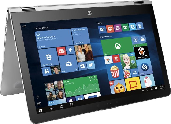 Hp Envy X360 M6 Aq10x 2 In 1 15 6 Touch Screen Laptop
