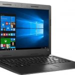 Lenovo 100S-14IBR 80R900FYUS 14 Laptop (Intel Celeron, 2GB Memory, 32GB eMMC Flash Memory, Blue)