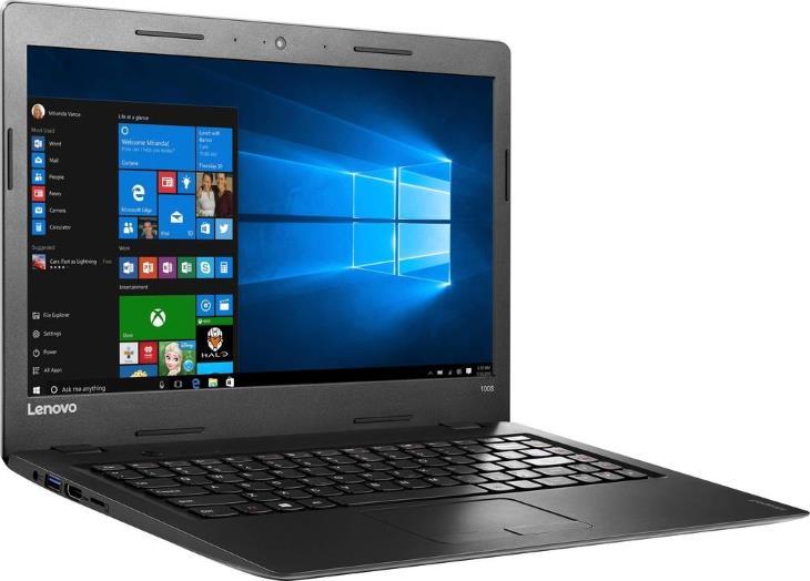 "Lenovo 100S-14IBR 80R900FYUS 14"" Laptop (Intel Celeron ..."