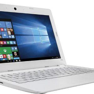Lenovo IdeaPad 100S 80WG0001US 11.6 Laptop (Intel Celeron, 2GB RAM, 32GB eMMC Flash, White)