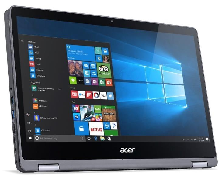 Acer Aspire R 15 R5-571TG-7229 Convertible Laptop, 7th Gen Intel Core i7, GeForce 940MX, 15.6 Full HD Touch, 12GB DDR4 RAM, 256GB SSD 2