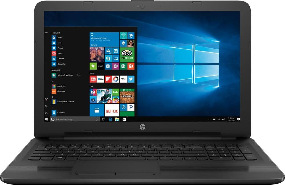 HP 15-AY173DX 15.6 Laptop (Intel Core i5, 8GB Memory, 2TB Hard Drive, Textured Linear Grooves Black) 2