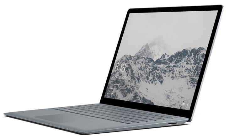 Microsoft Surface Laptop - Platinum D9P-00001 DAG-00001 DAJ-00001 DAL-00001