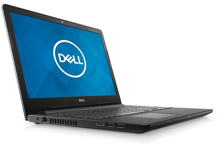 Dell Inspiron I3567-3636BLK-PUS 15.6 Touch-Screen Laptop (Intel Core i3, 8GB Memory, 1TB HDD, Black)