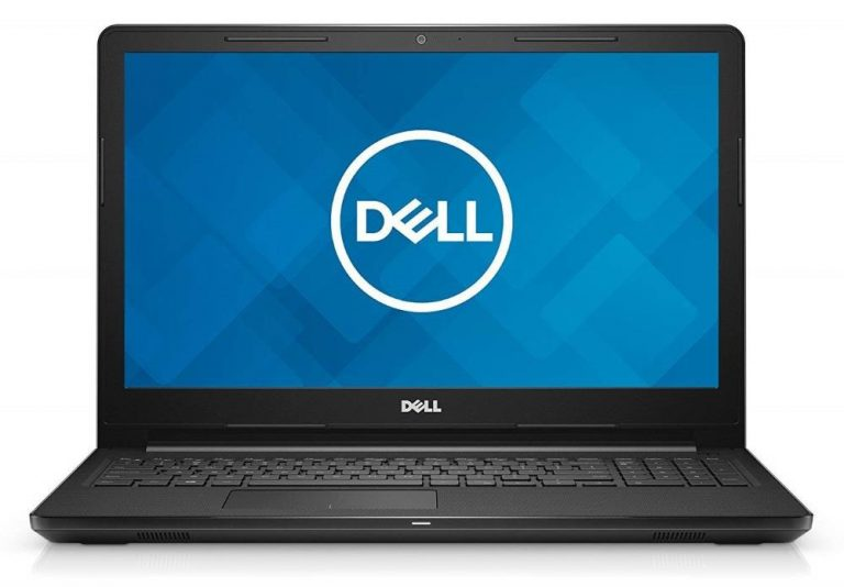Dell Inspiron I3567-5949BLK-PUS 15.6 Touch-Screen Laptop (Intel Core i5, 8GB RAM, 256GB SSD, Black)