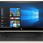 HP Pavilion x360 15t (1KE82AV_1, 2017) 2-in-1 15.6 Convertible Laptop