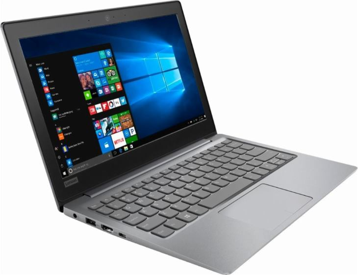 Lenovo IdeaPad 120S-11IAP 81A40025US 11.6 Laptop (Intel Celeron, 2GB Memory, 32GB eMMC Flash Memory Storage, Mineral Gray)