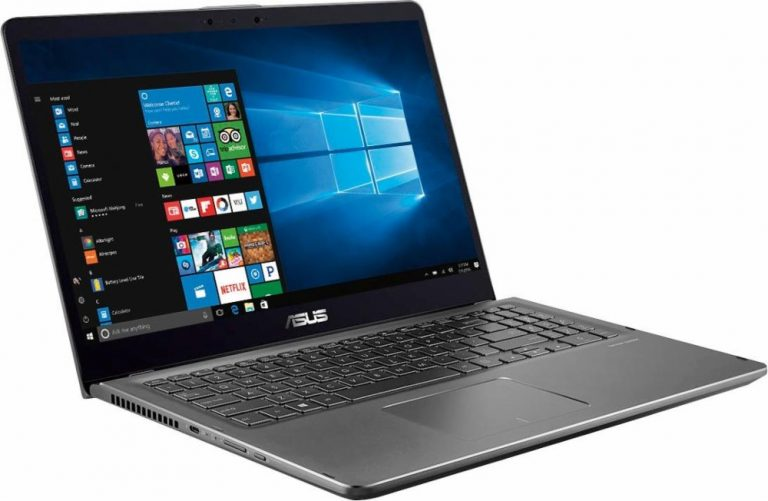 Asus Q535UD-BI7T11 15.6 2-in-1 Touch-Screen Laptop (4K UHD, Intel Core i7, Nvidia GeForce 1050, 16GB RAM, 2TB HDD + 256GB SSD, Aluminum Matte Black)