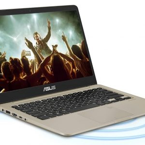 ASUS VivoBook S S410UN-NS74 14 Thin & Light Laptop (FHD, Intel Core i7-8550U 4.00GHz, GeForce MX150, 8GB RAM, 256GB SSD)
