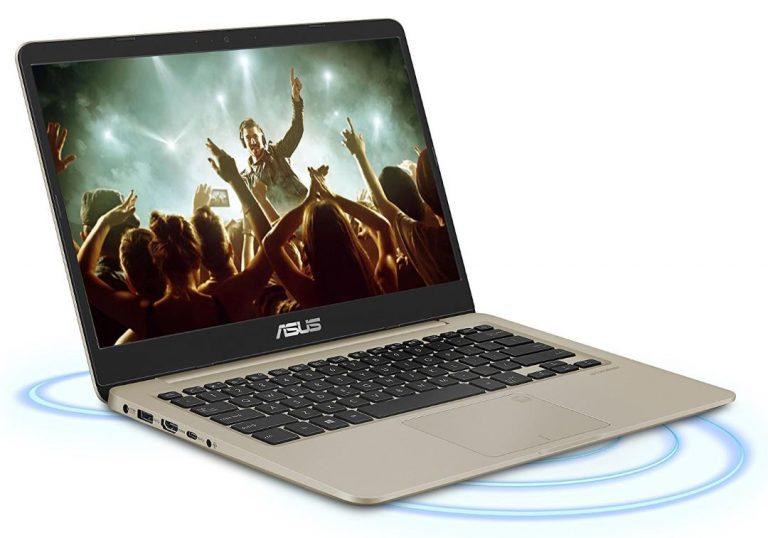ASUS VivoBook S S410UN-NS74 14 Thin & Light Laptop (FHD, Intel Core i7-8550U 4.00GHz, GeForce MX150, 8GB RAM, 256GB SSD)