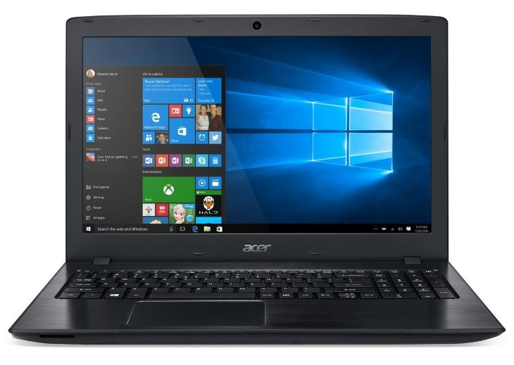 Acer Aspire E 15 E5-576-392H 15.6 Laptop (Full HD, Intel Core i3-8130U, 6GB RAM, 1TB HDD)