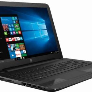 HP 15-BS113DX 15.6 Touch-Screen Laptop (Intel Core i3 CPU, 8GB RAM, 1TB HDD, Jet Black)