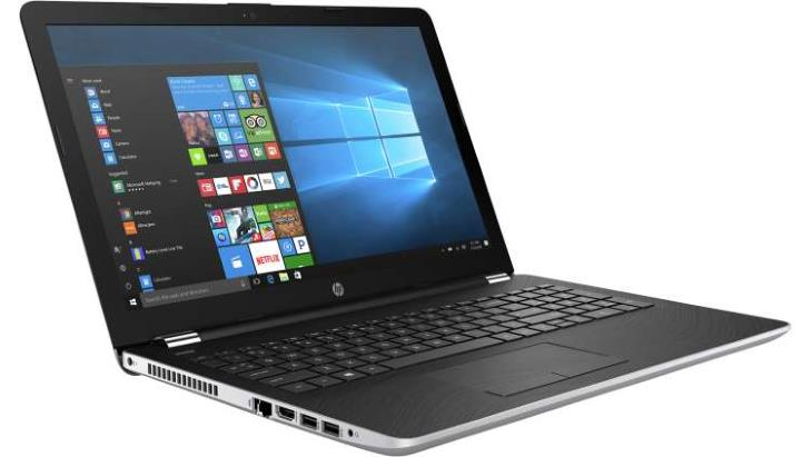 HP Jaguar 15-bs070wm 15.6 Touch Laptop (Intel i5-7200U CPU, 8GB RAM, 1TB HDD, Natural Silver)