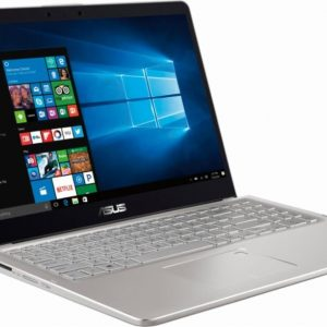 Asus Q505UA-BI5T7 15.6 2-in-1 Touch Laptop (FHD, Intel Core i5, 12GB RAM, 1TB HDD, Silver Aluminum)