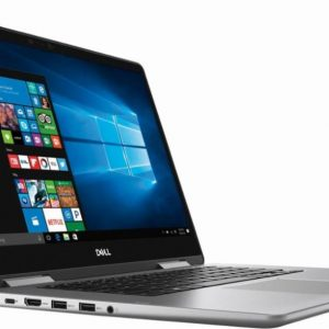 Dell Inspiron I7573-5132GRY-PUS 2-in-1 15.6 Touch Laptop (Intel Core i5, 8GB RAM, 256GB SSD, Era Gray)