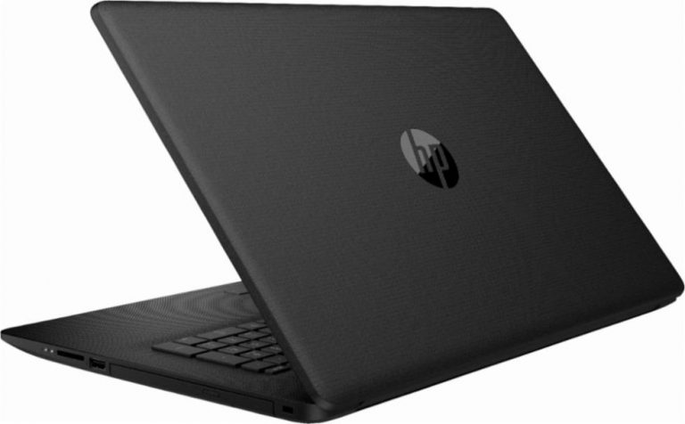 HP 15-DB0011DX 15.6 Laptop (AMD A6 CPU, Radeon R4, 4GB RAM, 1TB HDD, Jet Black) 2
