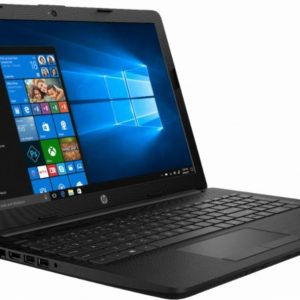 HP 15-DB0011DX 15.6 Laptop (AMD A6 CPU, Radeon R4, 4GB RAM, 1TB HDD, Jet Black)