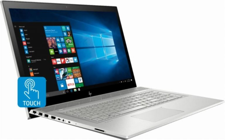 HP Envy 17t 3EN04AV_1 (2018) 17.3 Laptop