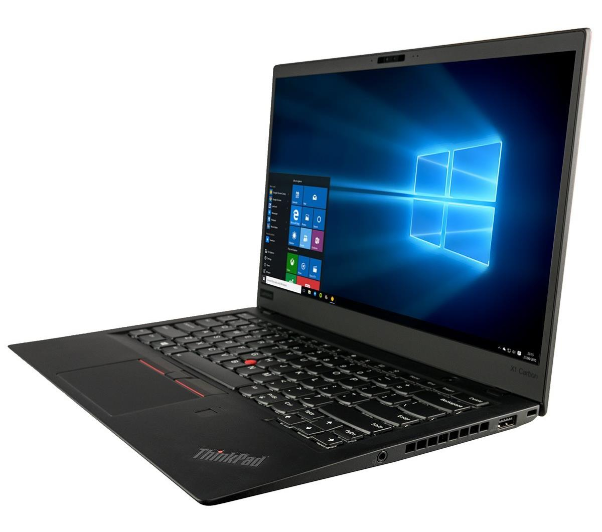 Lenovo ThinkPad X1 Carbon (6th Gen) Thin & Light Premium