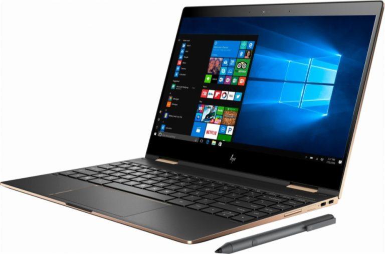 HP Spectre x360 13t (3JE06AV_1, 2018)