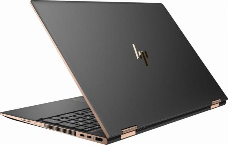 HP Spectre x360 15t (2KD76AV_1, 2018) 3