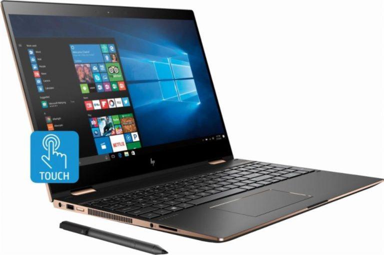 HP Spectre x360 15t (2KD76AV_1, 2018)