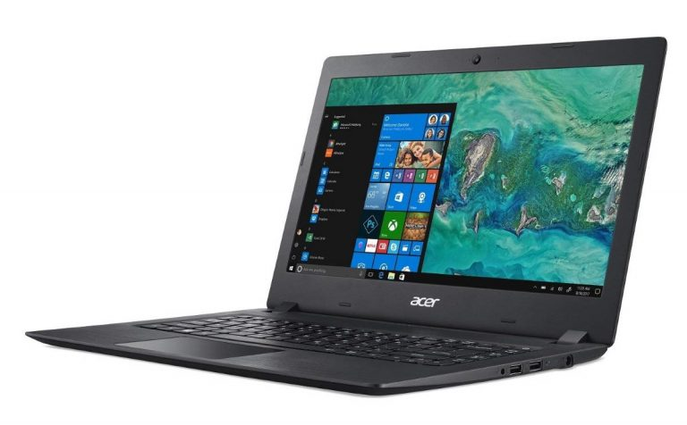 Acer Aspire 1 A114-32-C1YA 14 Laptop (Full HD, Intel Celeron N4000, 4GB RAM, 64GB eMMC, Windows 10) 2