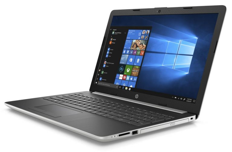 HP 15-da0032wm 15.6 Laptop (Intel Core i3-8130U CPU, 4GB RAM, 1TB HDD + 16GB Intel Optane, Natural Silver, Windows 10 Home) 2