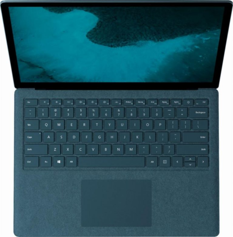 Microsoft Surface Laptop 2 (Cobalt Blue)