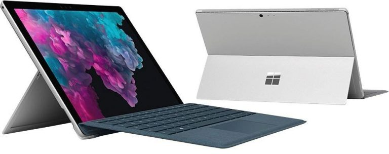 Microsoft Surface Pro 6 (6th Gen, 2018) 3