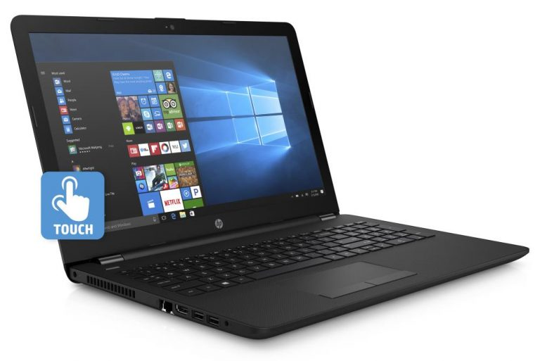 HP 15-bs289wm Laptop 15.6 Intel Pentium Silver N5000, Intel UHD Graphics 605, 1TB HDD, 4GB RAM, HP Laptop Jet Black