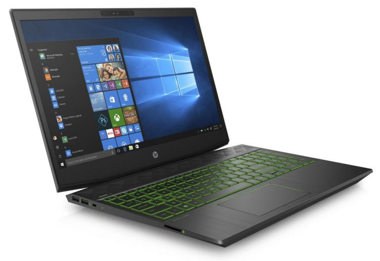 HP Pavilion 15.6 Intel Core i5-8300H, NVIDIA GeForce GTX 1050Ti, 1TB HDD, 8GB RAM, 15-CX0056WM Shadow Black
