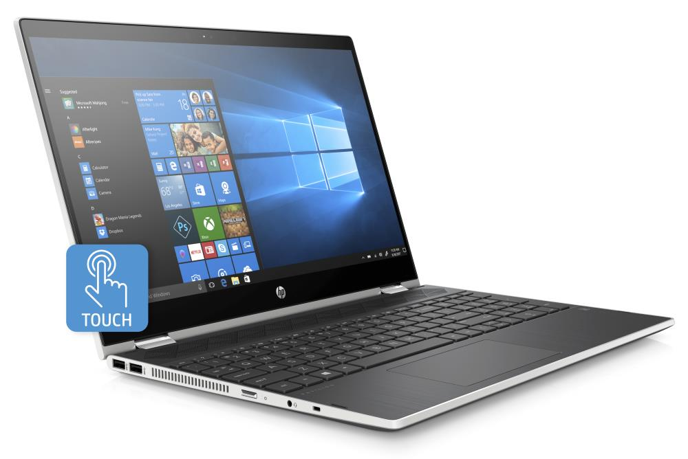 Hp Pavilion X360 15 Cr0037wm 6 Inch Intel Core I3 8130u