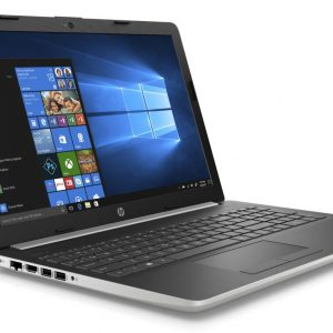 HP 15 15-da0053wm Graphite Mist Laptop 15.6 Touchscreen , Intel Core i5-8250U, Intel UHD 620, 1TB HDD + 16GB Intel Optane,, 4GB SDRAM, DVD 1