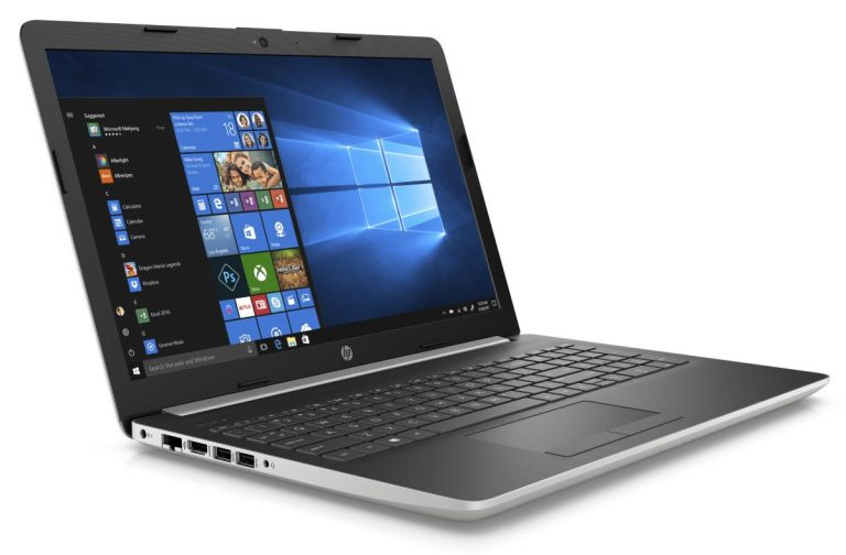 HP 15 15-da0053wm Graphite Mist Laptop 15.6 Touchscreen , Intel Core i5-8250U, Intel UHD 620, 1TB HDD + 16GB Intel Optane,, 4GB SDRAM, DVD 1