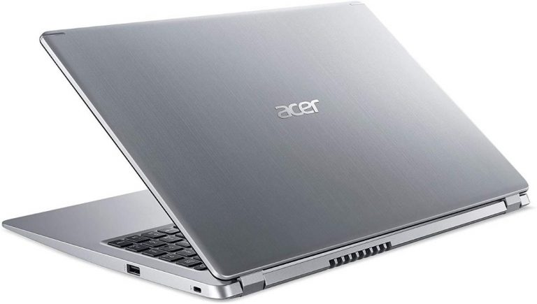 Acer Aspire 5 A515-43-R19L Slim Laptop, 15.6 Full HD IPS Display, AMD Ryzen 3 3200U, Vega 3 Graphics, 4GB DDR4, 128GB SSD, Backlit Keyboard, Windows 10 in S Mode 2
