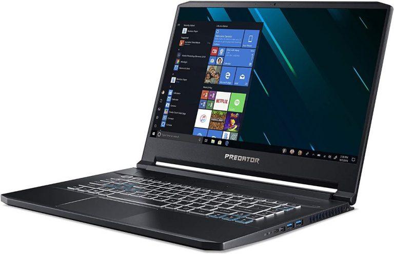 Acer Predator Triton 500 PT515-51-75BH Gaming Laptop 2