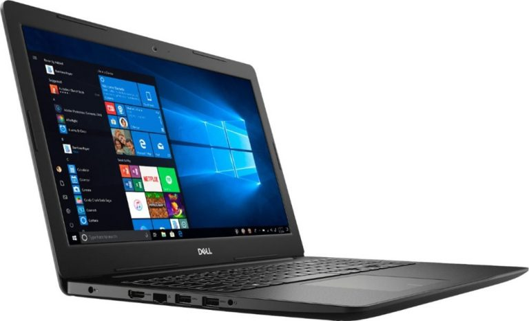 Dell Inspiron BBY-DT45RFX 15.6 Touch-Screen Laptop (Intel Core i3, 8GB RAM, 128GB SSD)