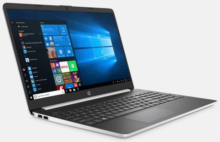 HP 15-dy1731ms Laptop 10th Gen Intel Core i3