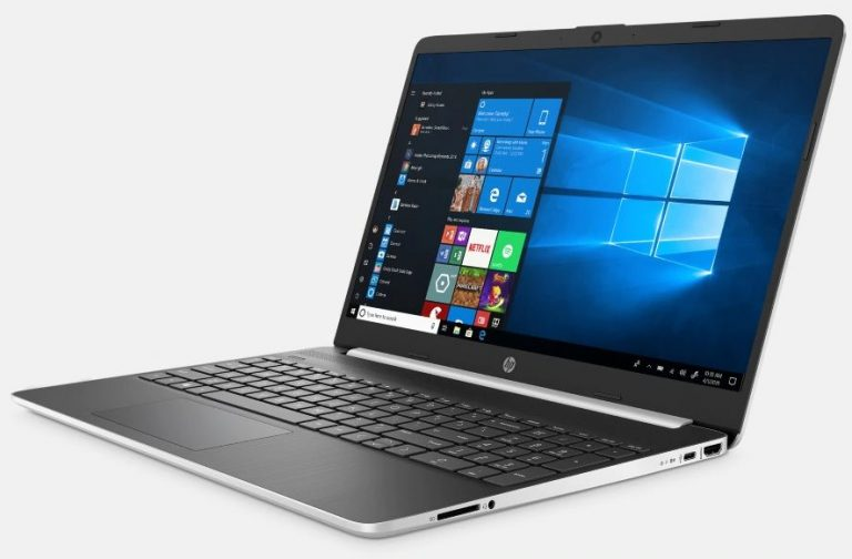 HP 15-dy1771ms Laptop 10th Gen Intel Core i7