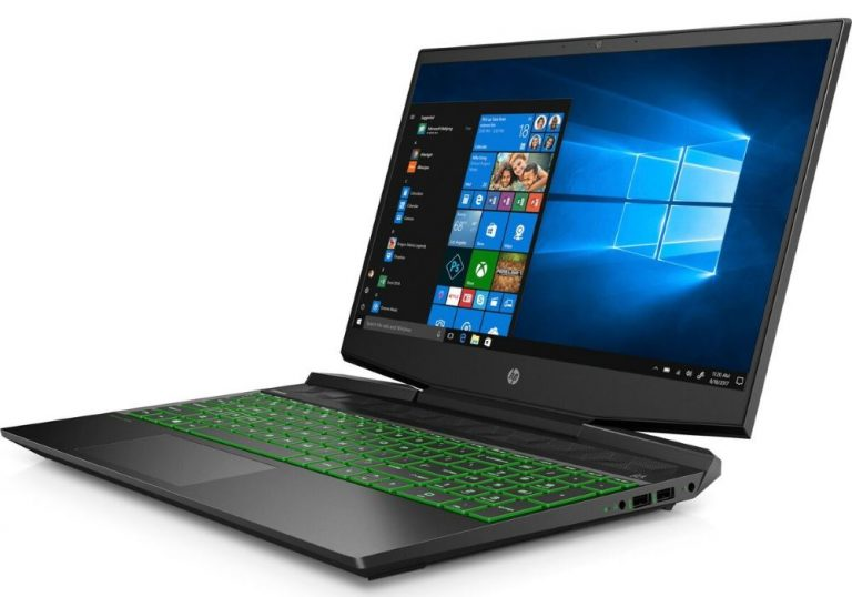 HP Pavilion 17t 5XX64AV_1 (2019) Gaming Laptop