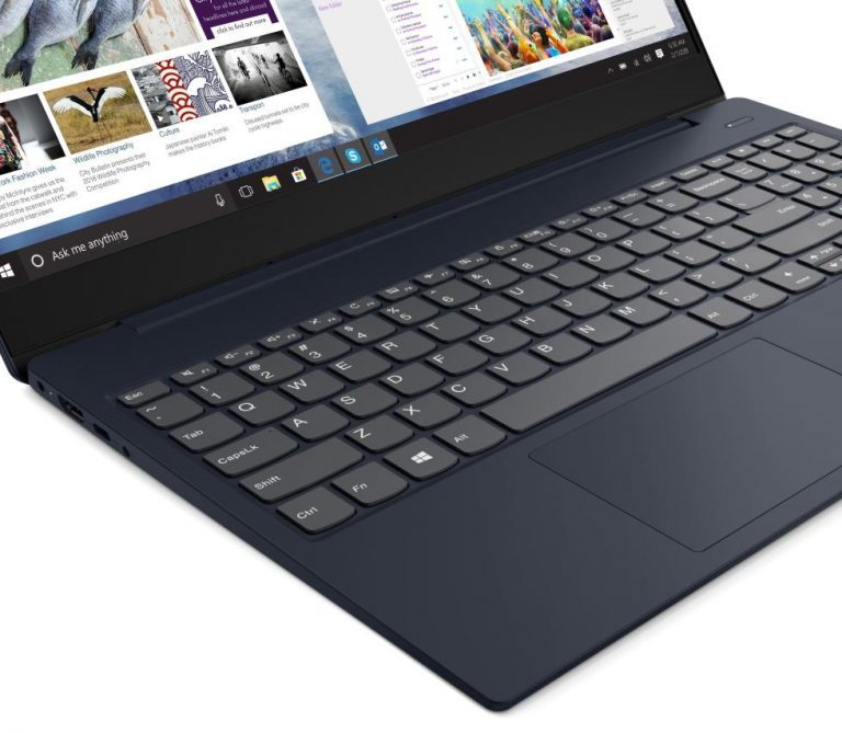Lenovo IdeaPad S340 81N800H1US Laptop (15.6, Intel Core i3-8145U, 8GB RAM, 128GB SSD, Abyss Blue, Windows) 2